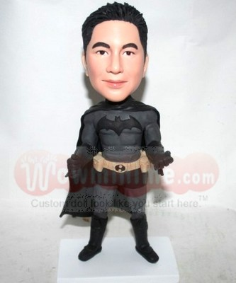 Superhero Batman Custom Doll