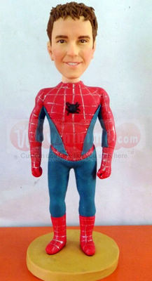 Spiderman Custom doll