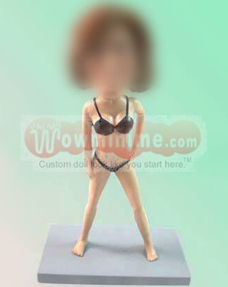 Custom made Bikini girl - D-241