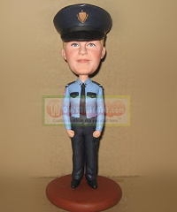 custom figurine- police- 091119